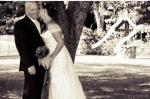 wedding at Echo Lake Inn